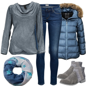 relaxed Outfit Freizeit Outfits bei