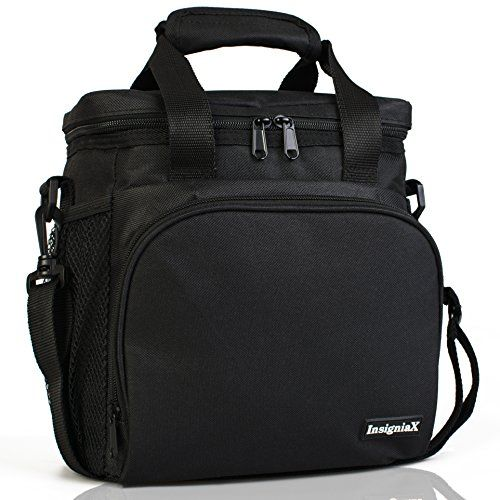 Sac Isotherme Repas S1 & S2: InsigniaX Thermos Lunch/Dejeuner Bag ...