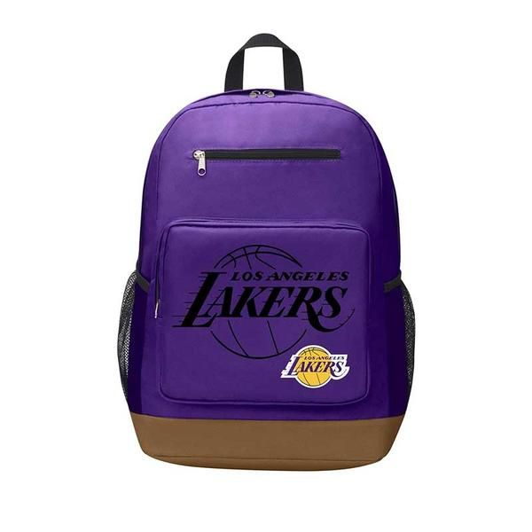Los Angeles Lakers Playmaker Backpack 1NBA9C3510013RTL