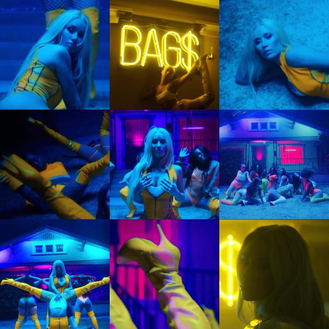 Kream Music Video Is Out Now On My Vevo Account Also Thanks To Whoever Made These Edits They Re Awesome Iggy Azalea Iggy Iggy Azalea Body