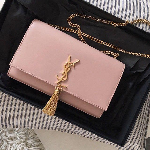 Bag Review Ysl Saint Laurent Wallet On Chain Purse