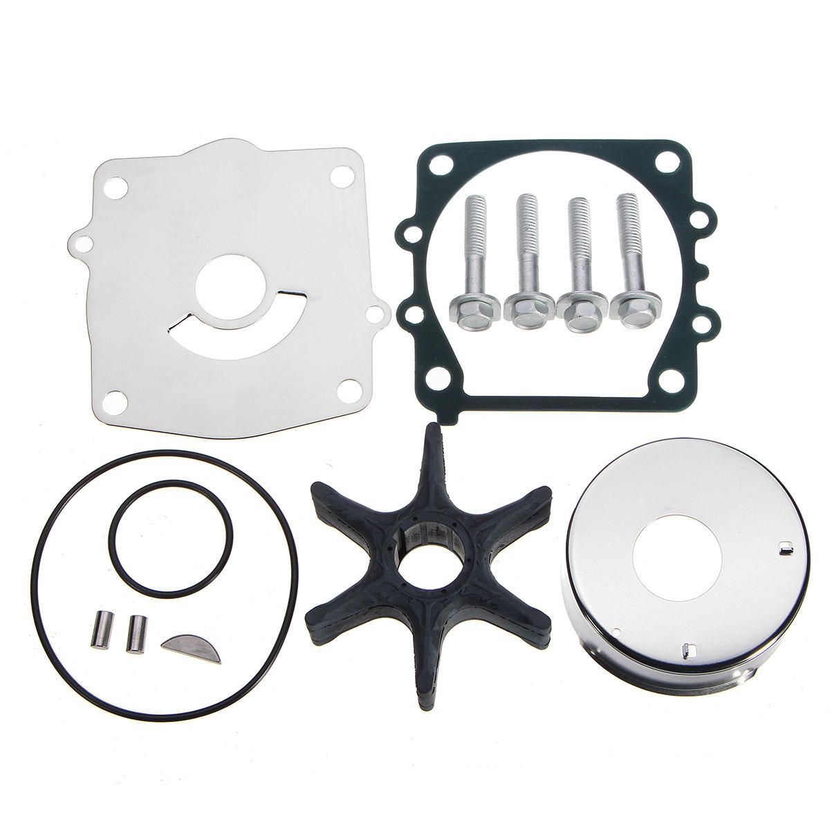 Us 49 80 Marine Boat Outboard Water Pump Impeller Repair Kit For Yamaha 61a W0078 A3 00 Marine Boat Outboard Water Pump Impeller Repair Yamaha 61aw00