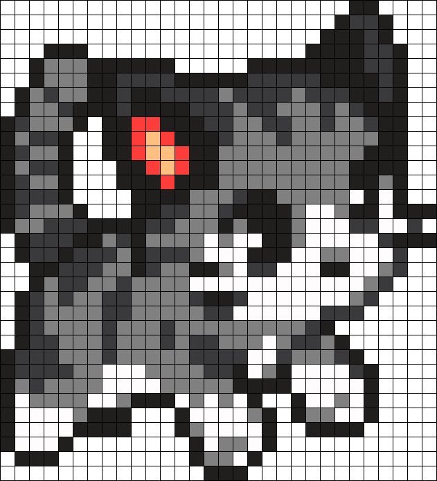 Pixel Art Kawaii Chat
