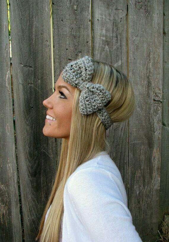 Moño lindo | Trapillo, lana y ganchillo | Pinterest | Häkeln