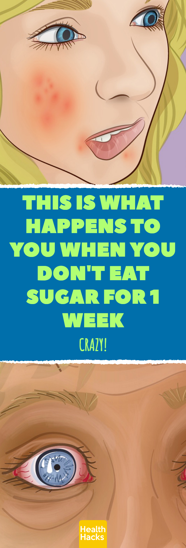 8 Things That Happen When You Stop Eating Sugar Health Sugar