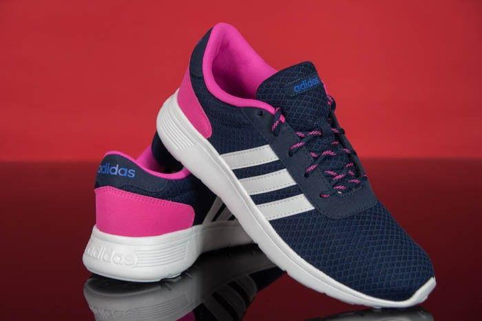 Damskie Buty Adidas Lite Racer Z Siatki Zapewnia Stopom Odpowiednia Wentylacje Buty Adidas Lite Racer Stopa Wnetylacj Adidas Lite Racer Adidas Sneakers