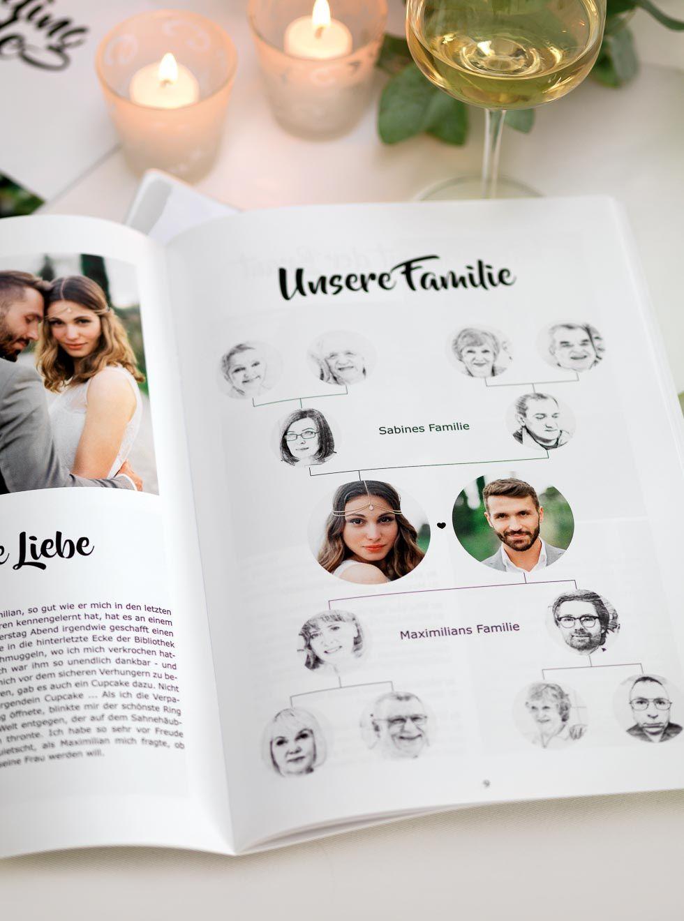 Hochzeitszeitung Vorlage  zeitung  Hochzeitszeitung