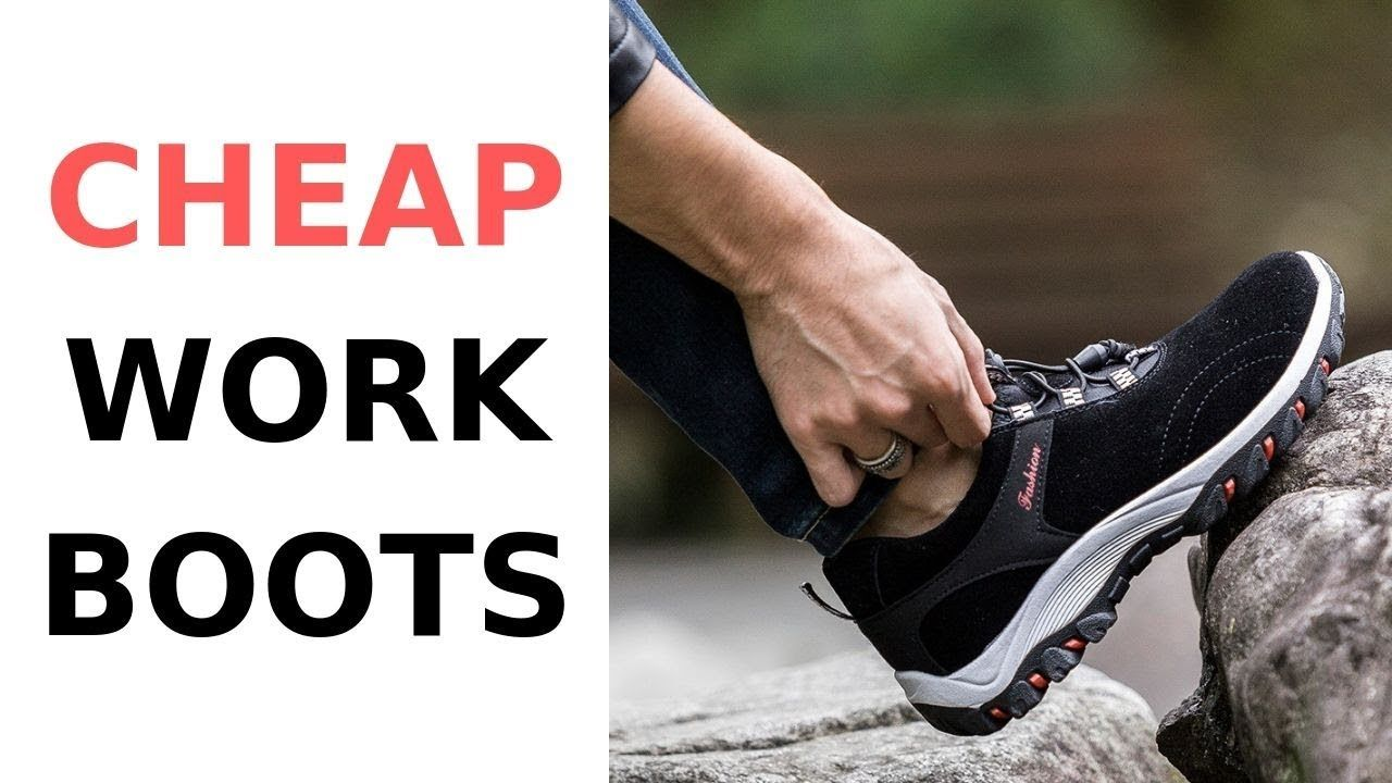 Cheap Work Boots *Only 16* HG Guideline (With images