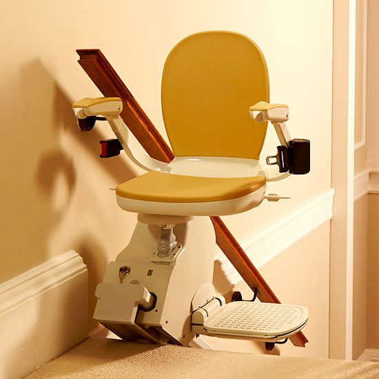 Acorn Chair Lift >> Acorn 130 Stairlift Designed For Straight Staircases In