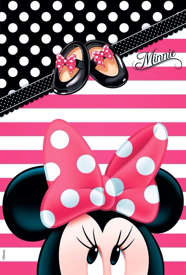 All That Minnie Like Disney Phone Wallpaper Mickey Mouse Iphone Cute