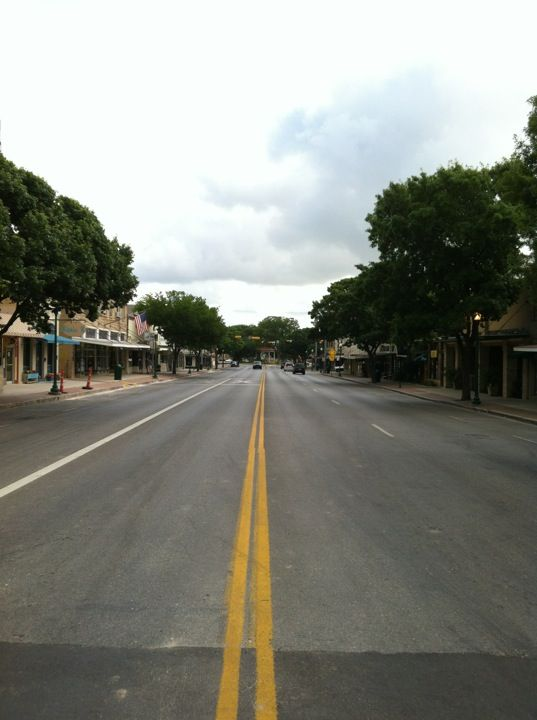 City of New Braunfels in Texas
