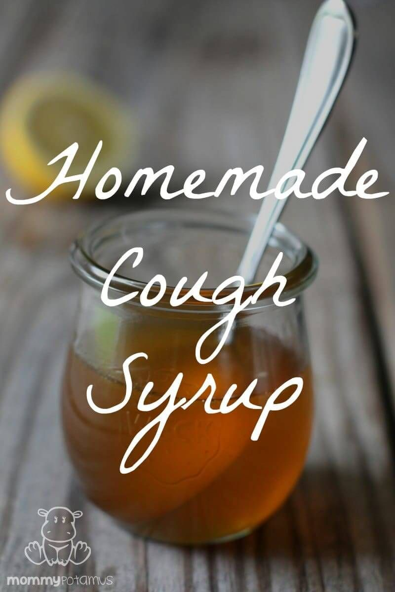 Homemade Cough Syrup - In a study published in Archives of Pediatrics & Adolescent Medicine, researchers concluded that sick children AND THEIR PARENTS got ...