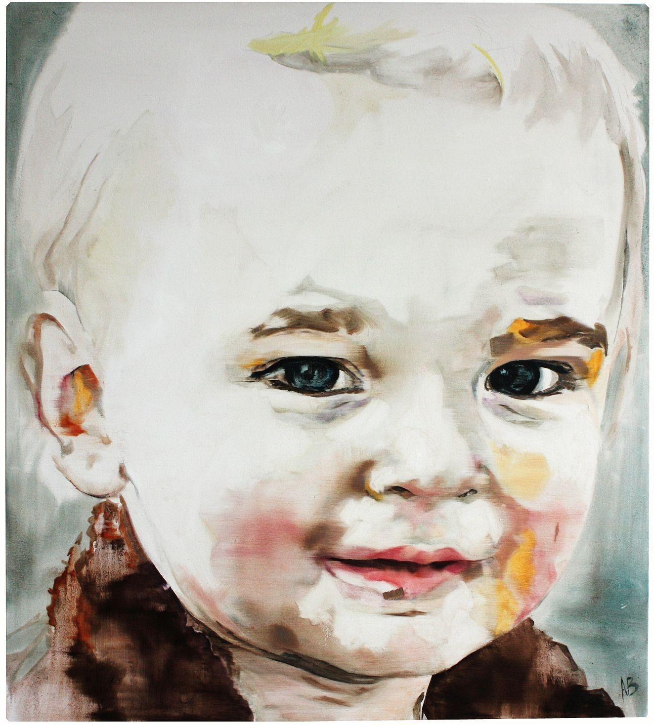 Portrait by Abigail Box