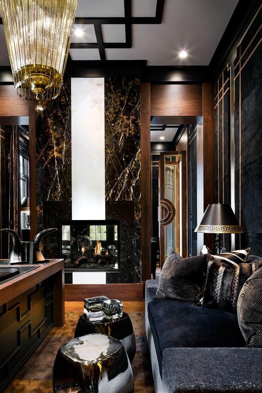 Luxury Interior Design: Eclectic Luxury Design: Lori Morris