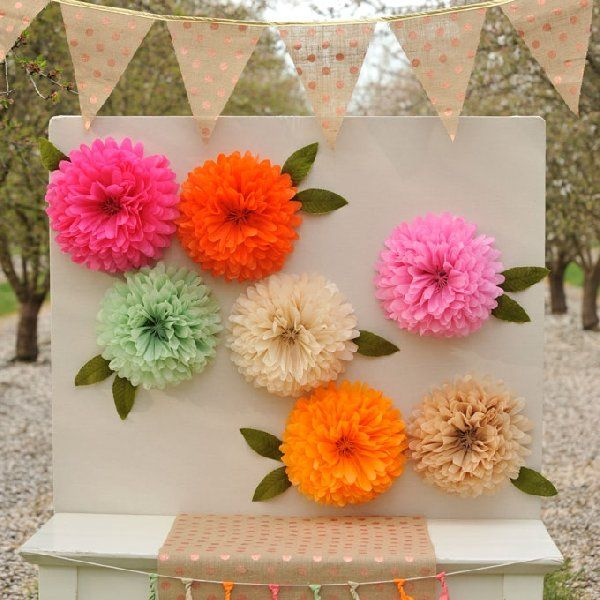 Floral fox tissue paper flower kit happy wish company easter egg floral fox tissue paper flower kit happy wish company mightylinksfo