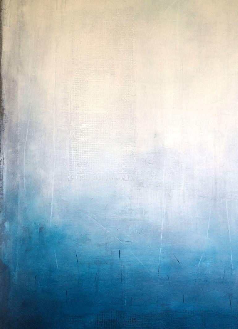 Original Abstract Painting By Nadja Von Sternheim Abstract Art