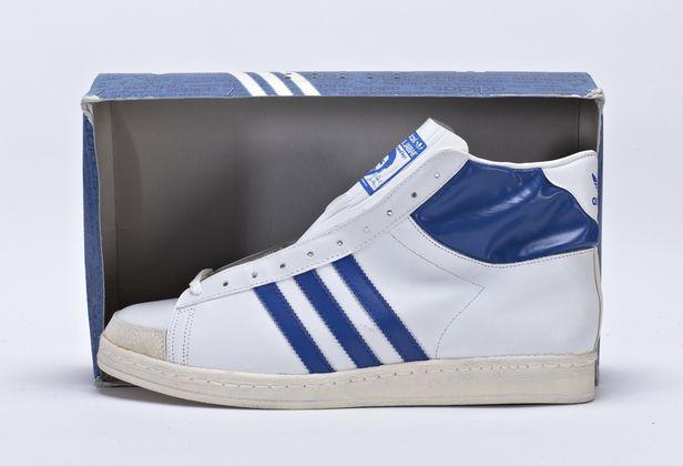 Adidas jabbar basketball shoe 1971 Google Search | Sports