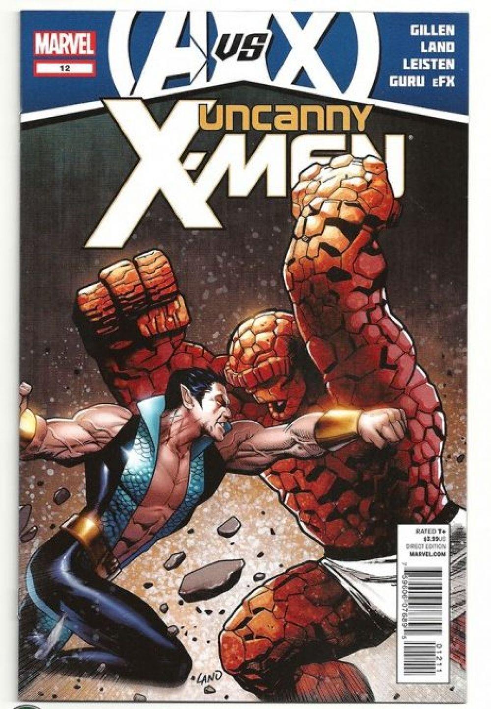 Uncanny X Men Vol 2 12 In 2020 Marvel Marvel Comic Character Comics