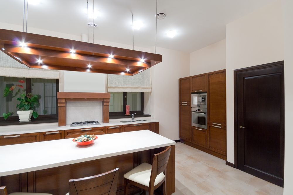 5 Most Convenient Tricks to Make Your Small #Kitchen Look Big  Wilson Fink Kitchens and #Interiors always make an effort to facilitate people whether they like to create a new #design or give a certain look to their kitchen. Read More http://bit.ly/XAqJGR