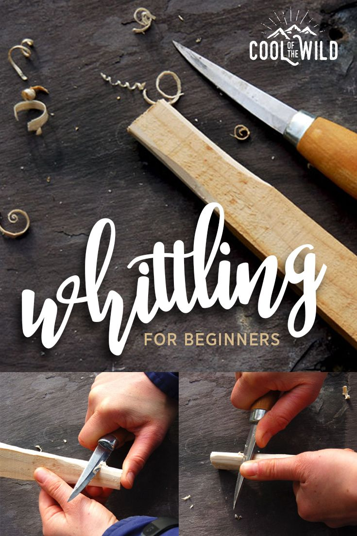 Whittling for beginners a guide to the basics holz