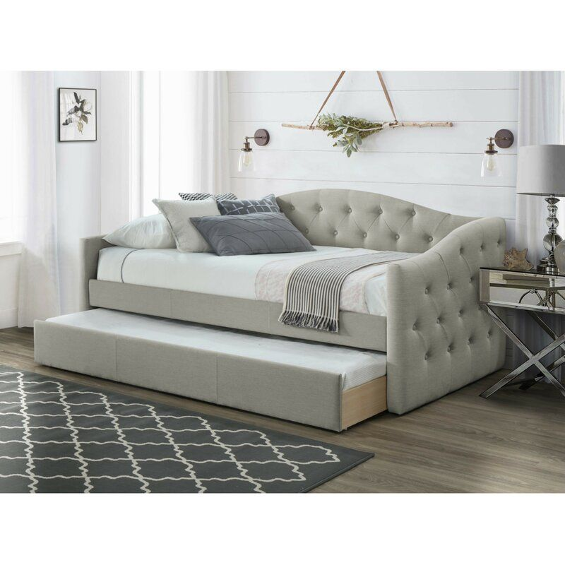 Birdwell Atlanta Twin Daybed With Trundle In 2020 Daybed With