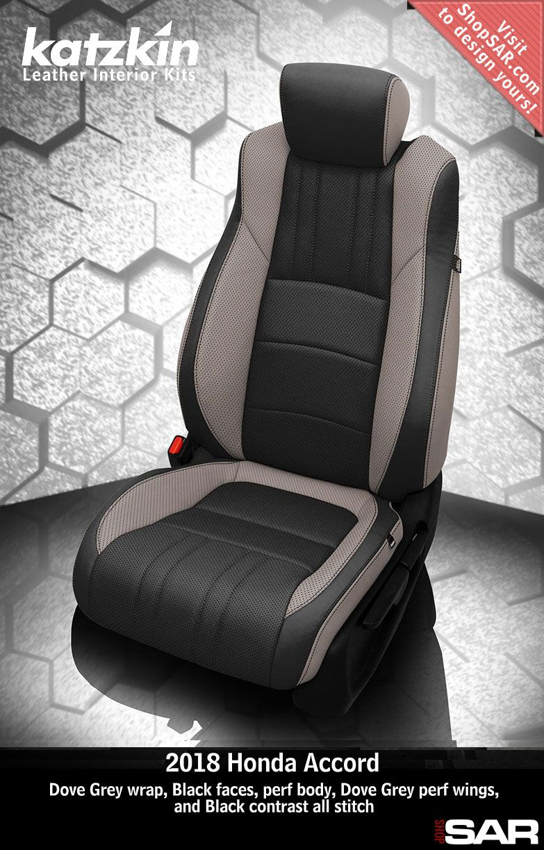 Katzkin Custom Leather Auto Interiors Leather Seat Covers Leather Seat Covers Automotive Upholstery Car Interior