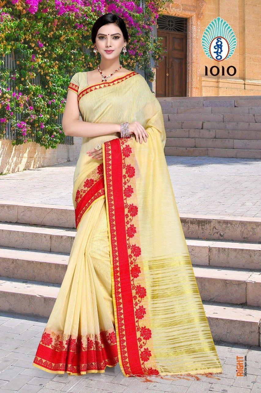 c05d11e3d0 COTTON SILK SAREE INDIAN TRADITIONAL WEDDING DESIGNER ETHENIC PARTYWEAR  SAREE (eBay Link)