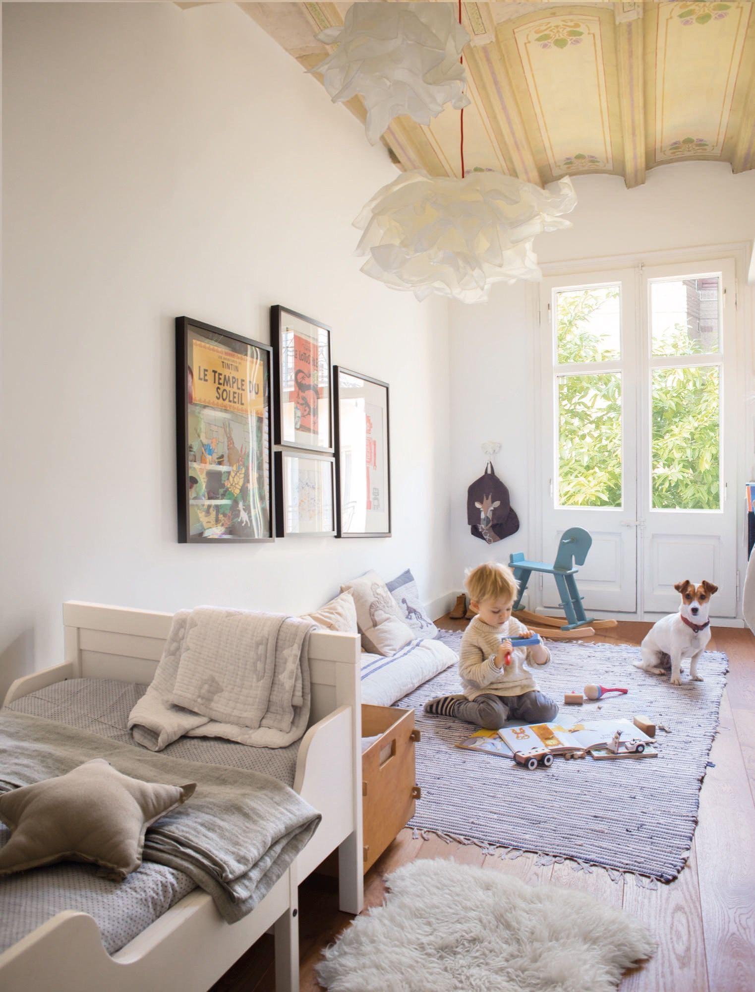 El dormitorio principal en 2019 cuartos habitaciones for Decoracion habitacion infantil