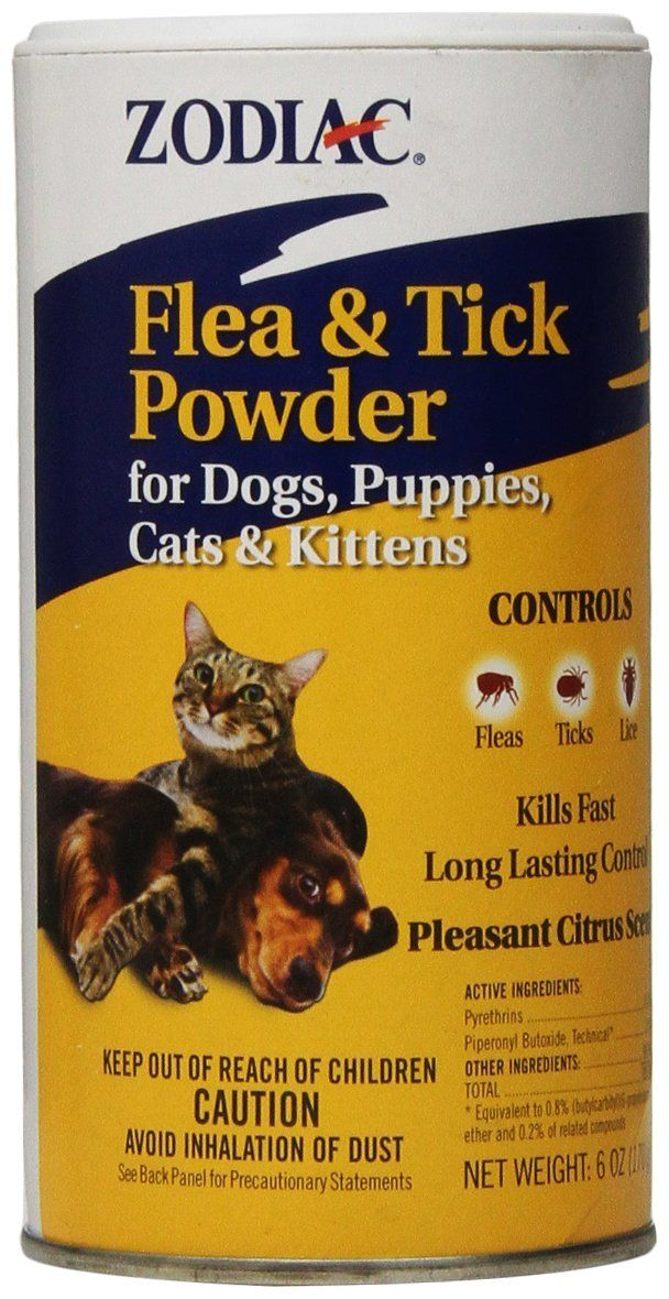 Zodiac Flea And Tick Powder For Dogs Puppies Cats And Kittens To View Further Visit Now This Is An Affiliat Flea Powder For Dogs Tick Powder Cat Fleas