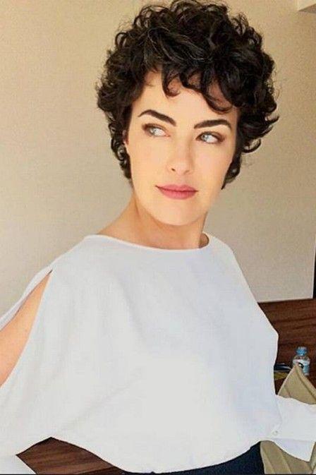 Ana Paula Arosio 2016 Cabelo Curto Hair Pinterest