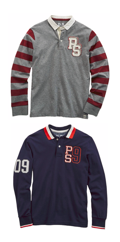 5ecfa3a8bbc7 Need some long sleeve boys shirts  Try these cute p.s. from ...