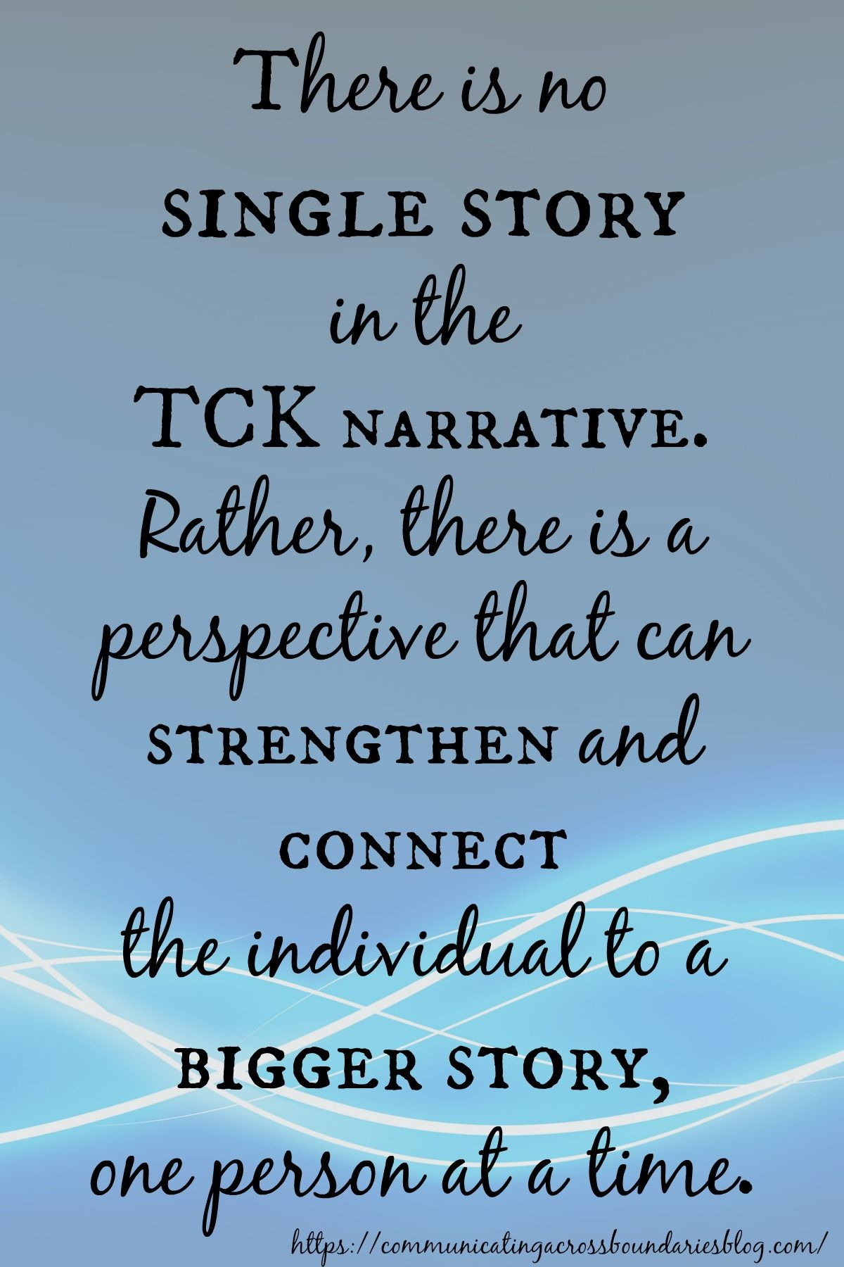 Observations And Thoughts On The Third Culture Kid Perspective