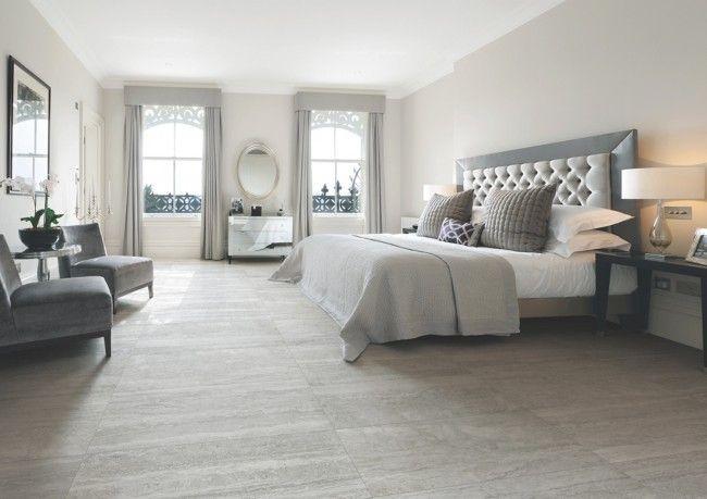 Grey White Minimal Luxury Bedroom Luxurious Bedrooms Home Traditional Bedroom