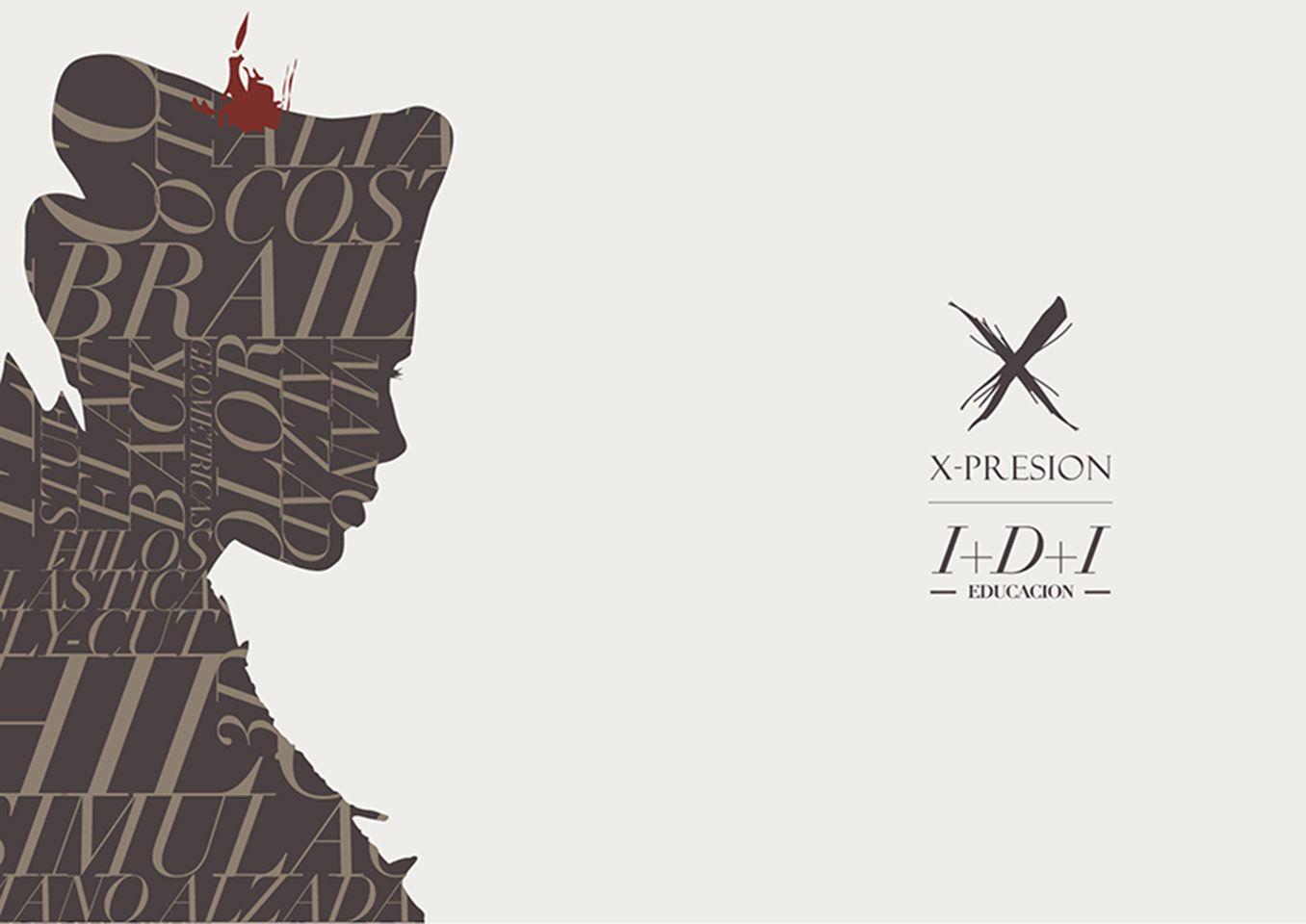 Dosier Educación X-presion — The work of Javier Reta. Art and Design.