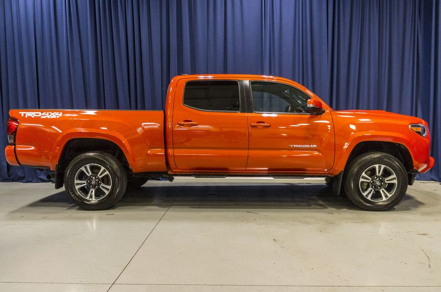 Joydrive 2016 Toyota Tacoma Double Cab Trd Sport Pickup 4d 6 Ft This 100 Online