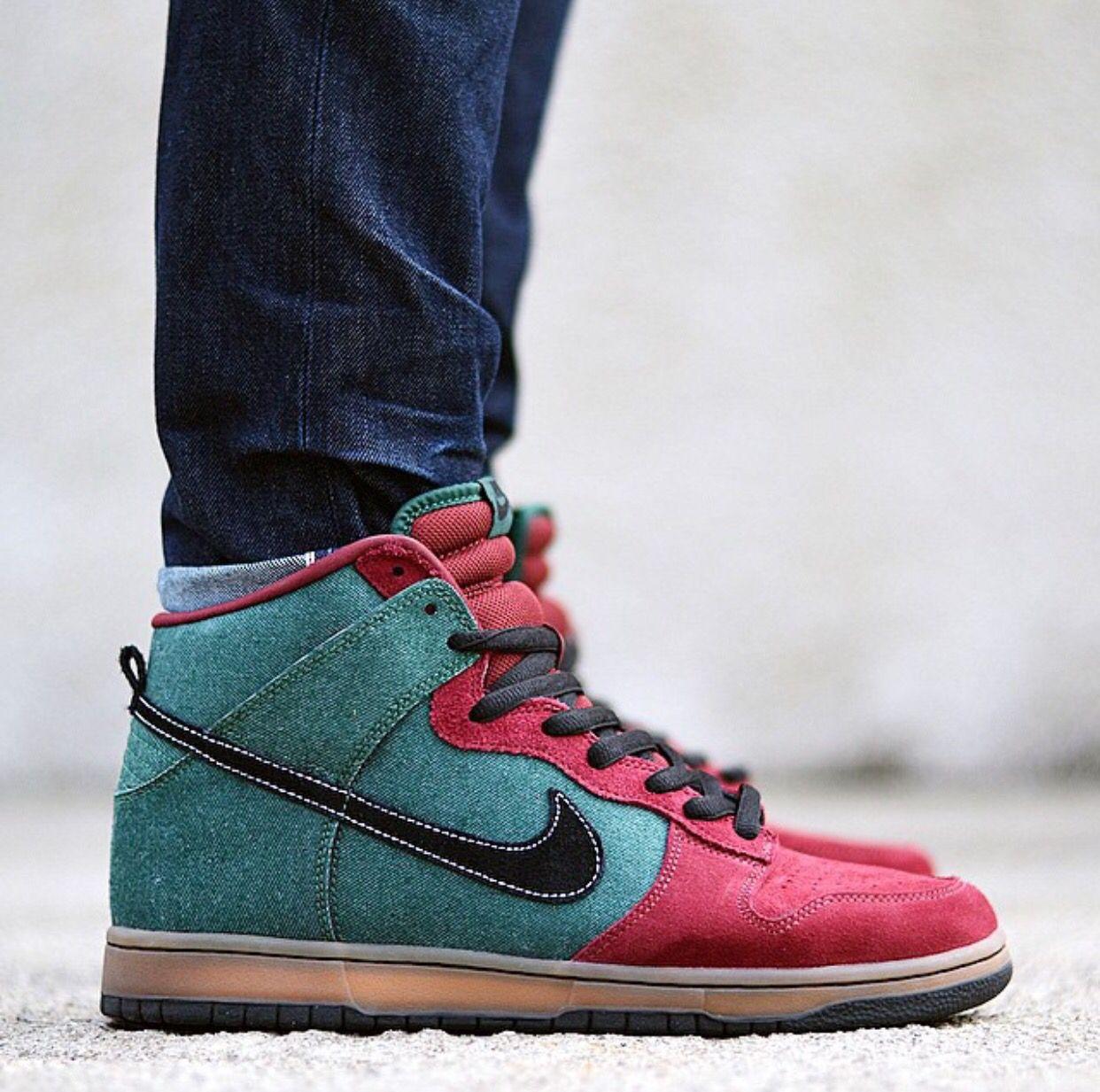 Nike Dunk High Heels | THE SUPER FRESH KIDS