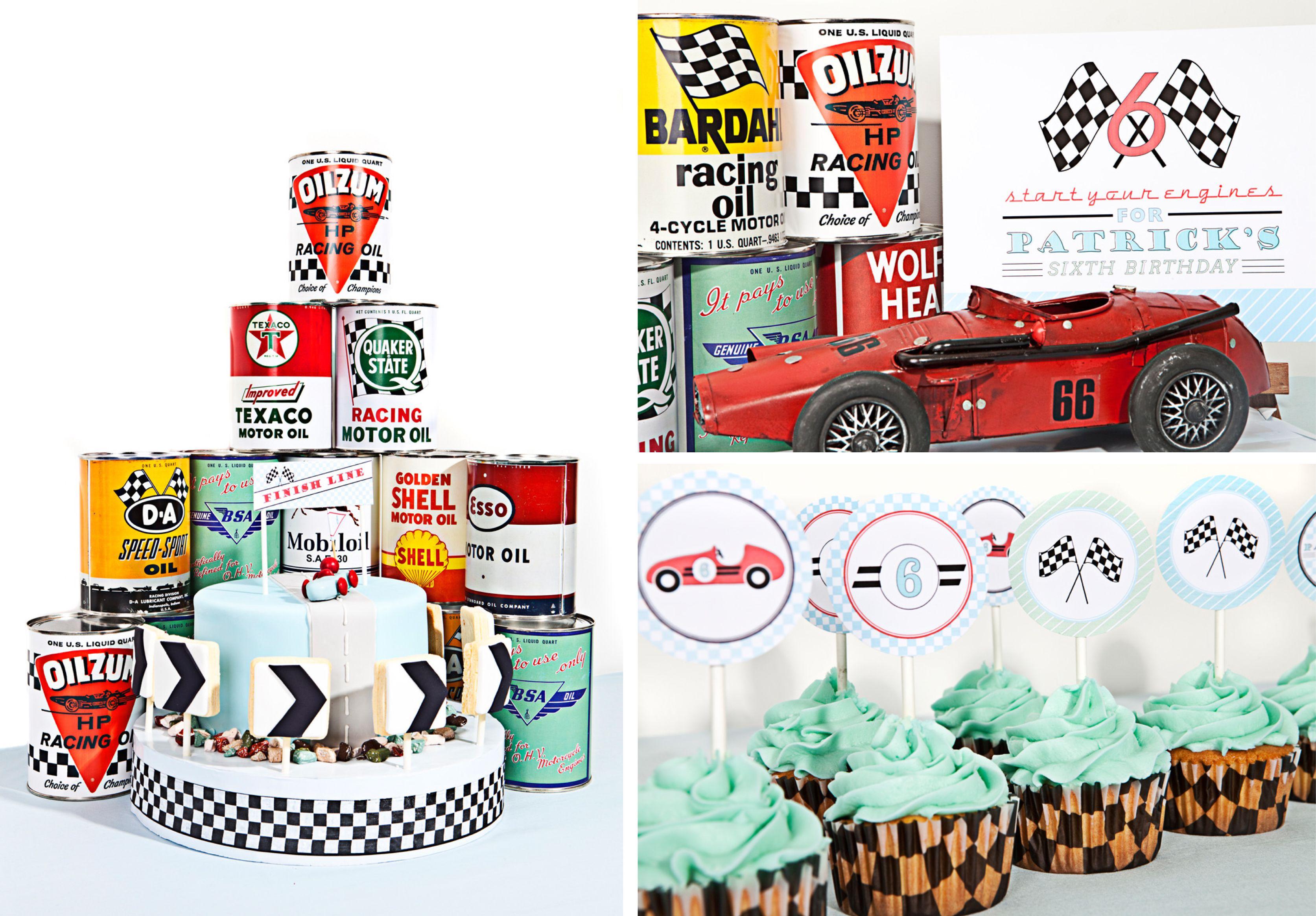Pin by Jane Garrison on Kelly Shower   Pinterest   Vintage race car ...