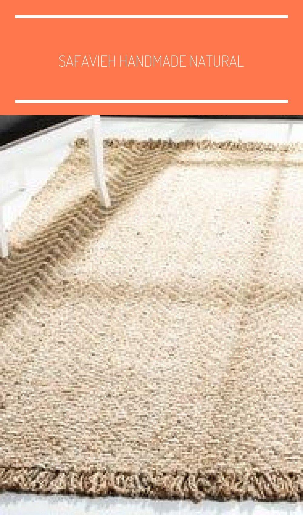 Safavieh Handmade Natural Fiber Luma Casual Chevron Jute Rug With Fringe 10 X 14 Bleach Beige Jute Rug Lay In 2020 Handmade Natural Layered Rugs Rugs On Carpet