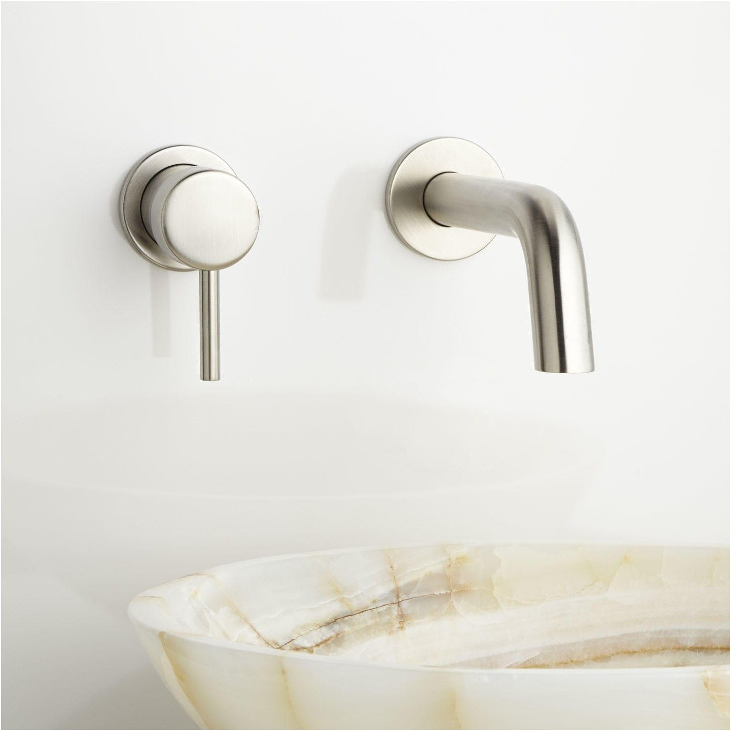 rotunda wall mount bathroom faucet bathroom from Wall Faucet ...