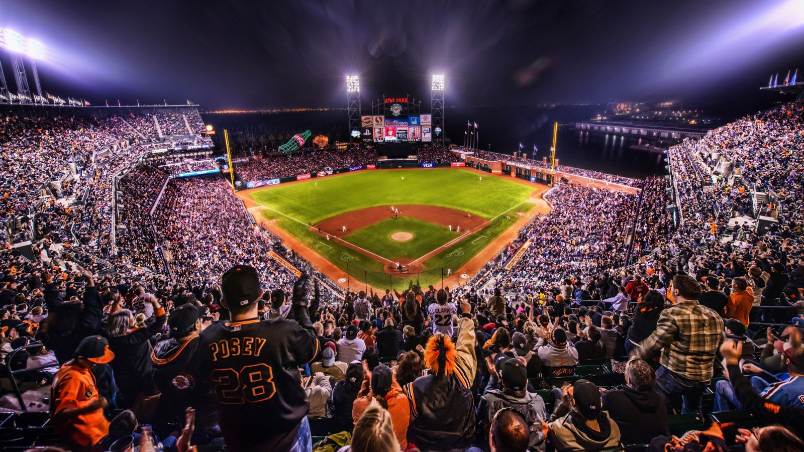 San Francisco Giants Wallpaper San Francisco Giants Are A Major