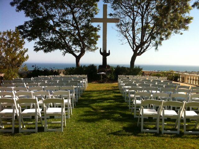 Serra Retreat in Malibu, CA.   Southern california wedding ...