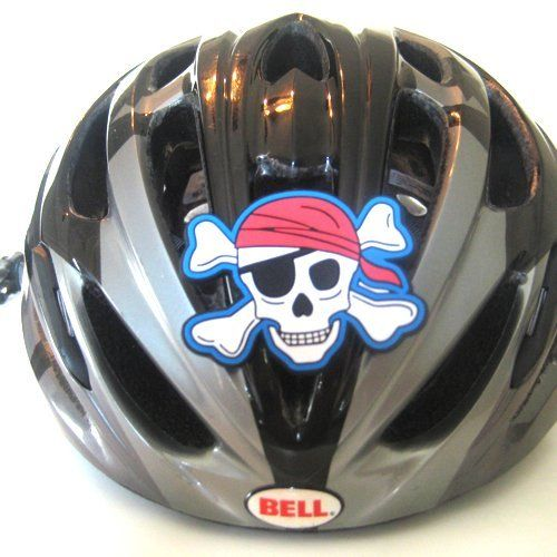 Bike And Skate Soft Helmet Decorations Fit In Vent Holes