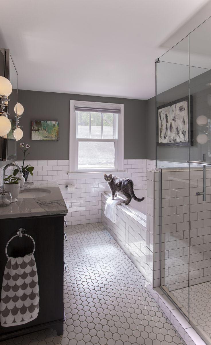41 unique honeycomb tile floor ideas  decornish dot