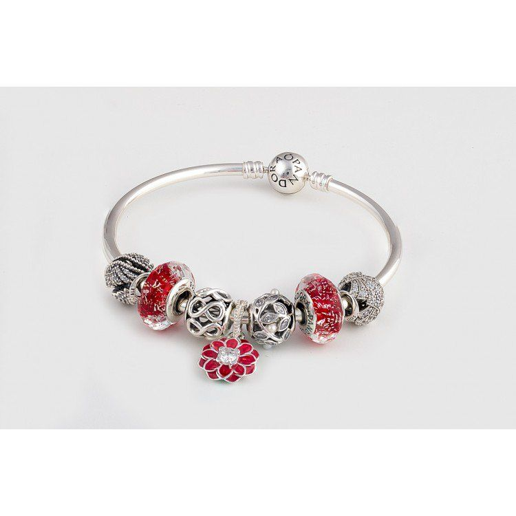 Add A Pop Of Color With Our Pandora Joyful Bracelet It S Perfect Starter Or Keep As Theme Charms Purchase Is