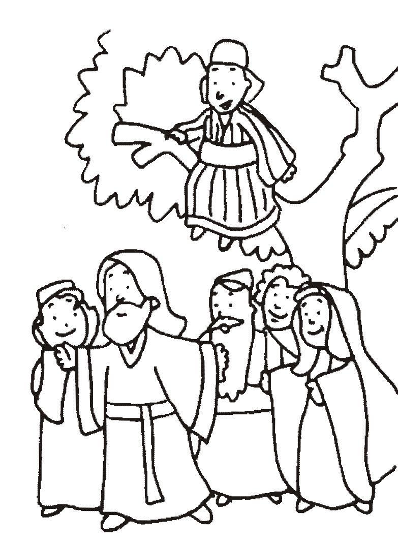 783 1072 zaccheaus pinterest zacchaeus for Zacchaeus coloring pages for preschoolers