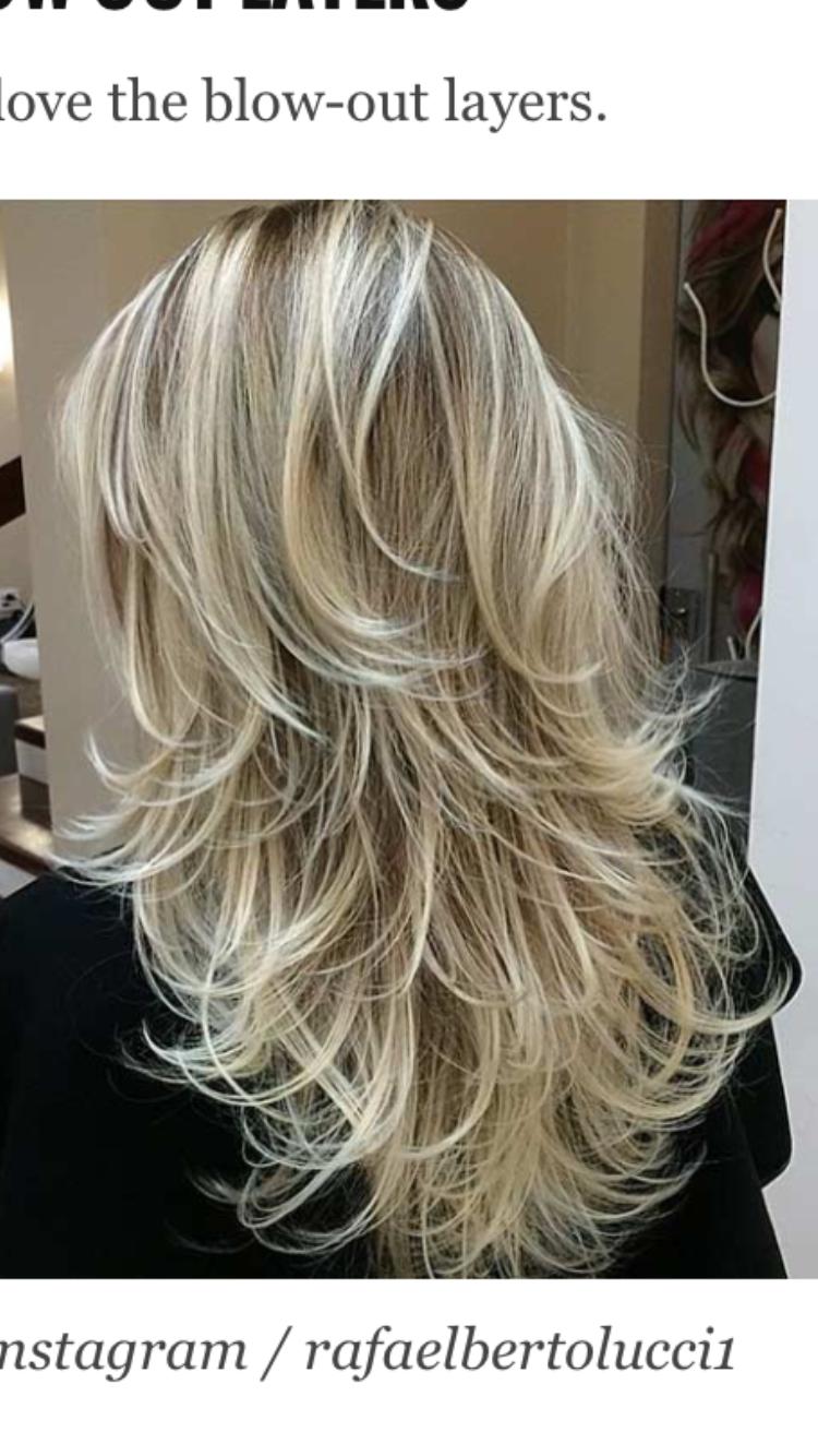 repicado | cabelos. | pinterest | haar ideen, lange haare and