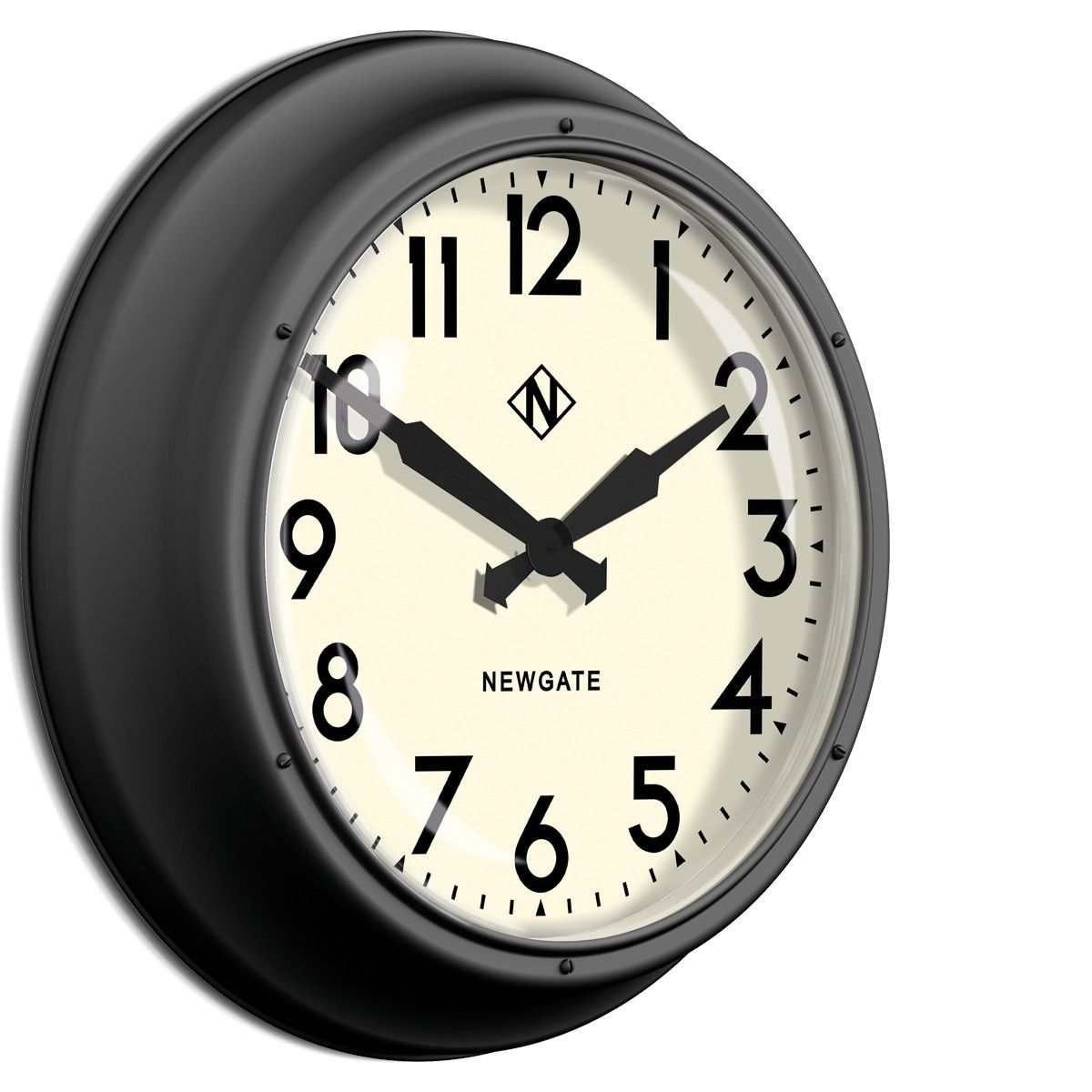 Giant Electric Oversized Black Station Wall Clock Newgate Clocks Homeware Wall Clock Oversized Wall Clock Small Wall Clock