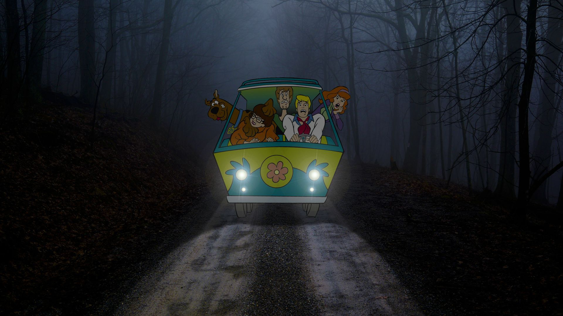 35 Scooby doo Characters Wallpaper for PC Halloween