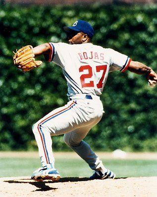 Mel Rojas Baseball Pitcher Baseball Photography Expos