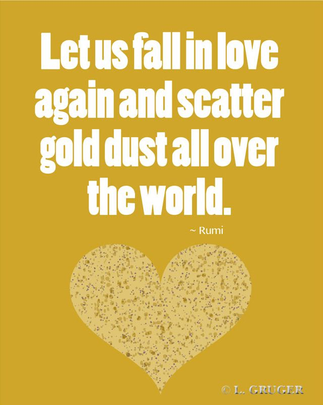 rumi quotes | Whimsical prints with quotes and sayings ...